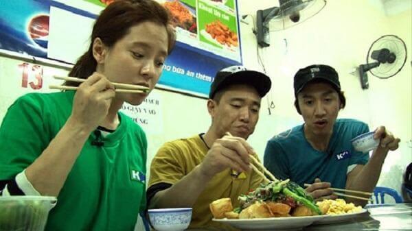 Đường đua Châu Á – Việt Nam (Tập 134) – Khách mời: Lee Dong Wook, Han Hye Jin