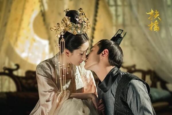 Cảnh trong phim Phù Dao Hoàng Hậu