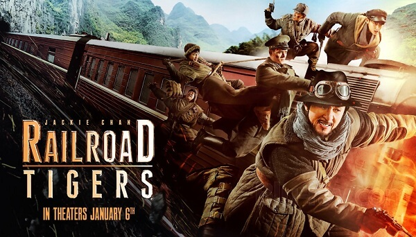 Phim hài cổ trang Trung Quốc hay nhất – Biệt đội mãnh hổ