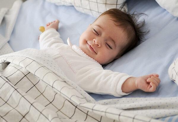 Giấc ngủ ảnh hường đến sự phát triển của cơ thể rất nhiều.