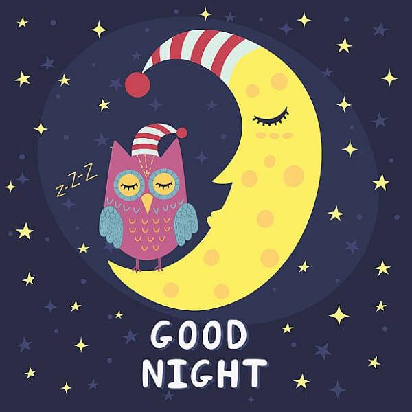 Tin nhắn chúc ngủ ngon người yêu, bạn gái hay và lãng mạn