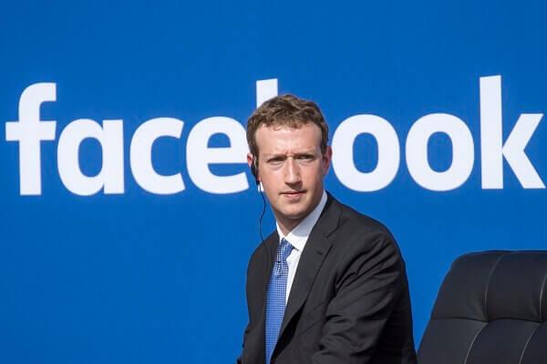 Mark Zuckerberg – nhà đồng sáng lập kiêm CEO của Facebook.