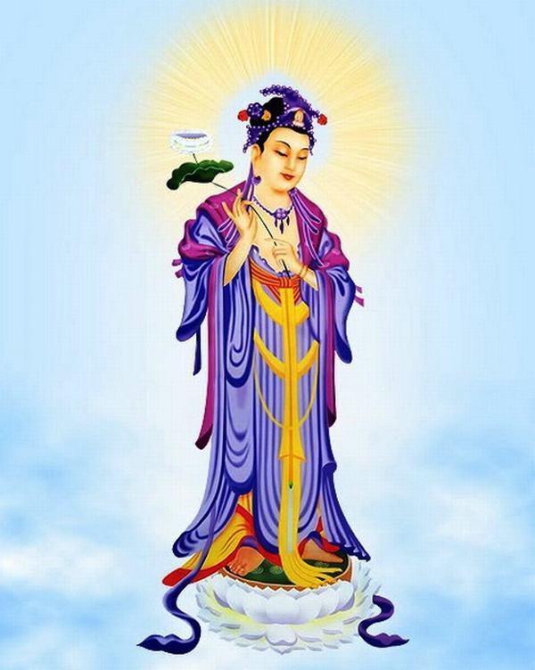 Điềm báo Nằm mơ thấy Phật (A Di Đà, Như Lai, Quan Âm, Di Lặc)