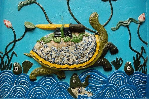 [GMGM] Mơ thấy rùa vàng, rùa khổng lồ bò vào nhà và những điềm báo, nằm mơ thấy rùa đánh con gì, số mấy?
