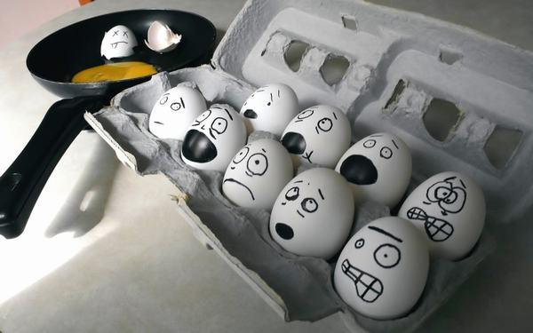 Chiêm bao thấy ổ trứng gà, ổ trứng vịt nhiều trứng