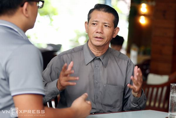 Ông Huỳnh Quốc Hùng là em trai của Chưởng môn Huỳnh Tuấn Kiệt.