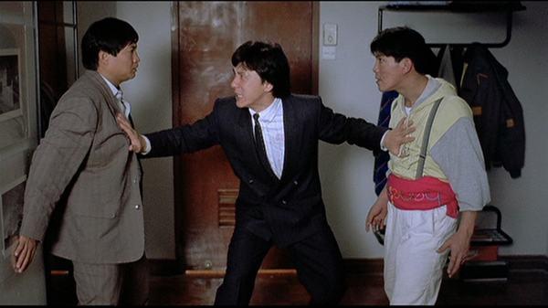 Dragons Forever (Rồng Bất Tử - 1988) - phim võ thuật hài hồng kông
