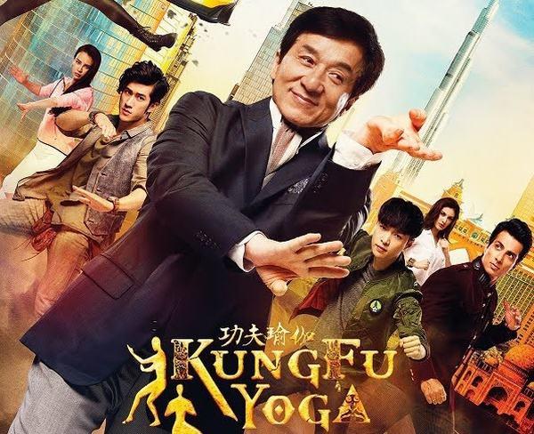 Kung Fu Yoga - phim võ thuật hồng kông lồng tiếng