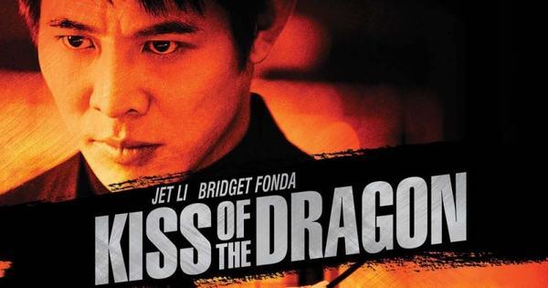 Nụ hôn của Rồng - cùng nữ diễn viên Bridget Fonda - phim haành động võ thuật