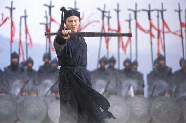 Anh hùng 2002 cùng Chân Tử Đan, Chương Tử Di, Lương Triều Vỹ, Trương Mạn Ngọc - phim le hai hong kong thuyet minh