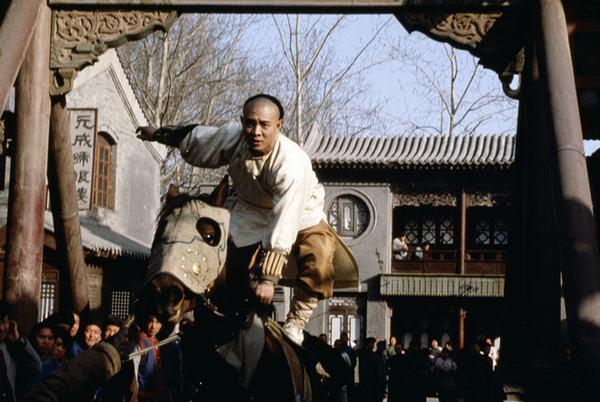 Hoàng Phi Hồng từ năm 1990 đến 1993 - phim vo thuat