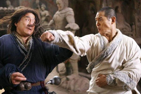 Vua Kung Fu 2007 Lý Liên Kiệt và Thành Long - phim lẻ hồng kông mới nhất