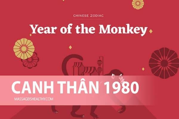 [Canh Thân 1980] Sinh năm 1980 mệnh gì tuổi gì hợp hướng nào, sinh năm 80 hợp với tuổi nào?