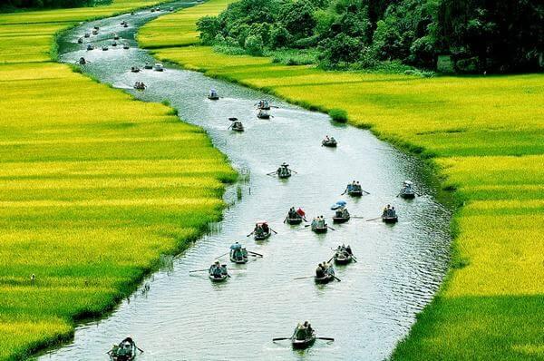 Người mang mệnh Thủy chỉ có thể sử dụng những bức tranh, ảnh có hình sông nước