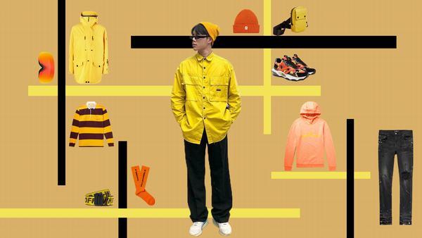 Màu vàng và đỏ là 2 gam màu chủ đạo rất tốt cho mệnh Thổ