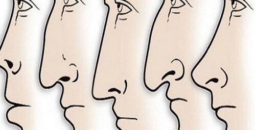 Xem tướng mặt đàn ông qua mũi