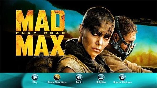 Mad max: Fury Road phim hành động bom tấn