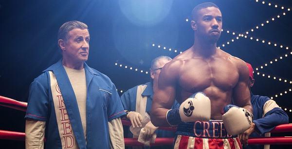Creed II bộ phim hành động đấm bốc
