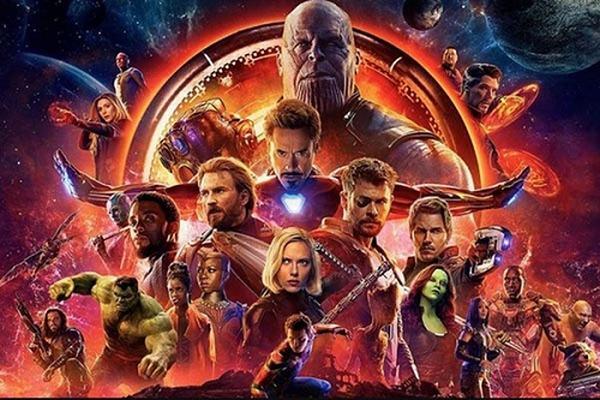 Avengers infinity war - phim hành động siêu anh hùng chiến tranh