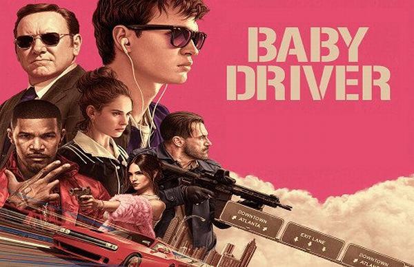 Baby driver - Quái xế baby