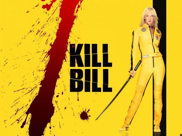 Kill Bill (2003/2004) - phim hành động võ thuật đẹp mắt