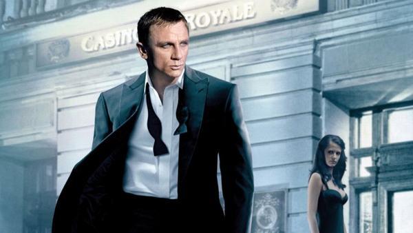 Casino Royale (2006) - phim hành động James Bond điệp viên 007