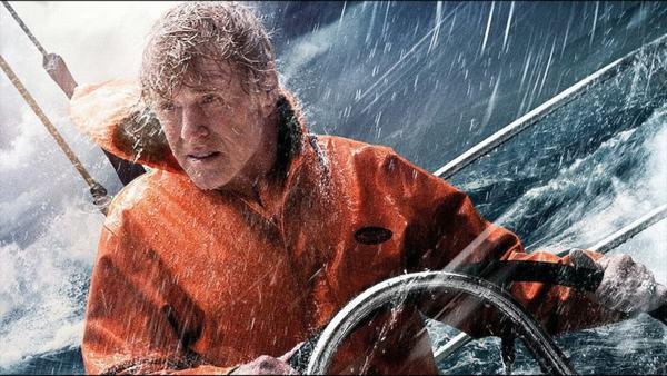 All Is Lost (2013) - phim về khả năng sống còn trên biển