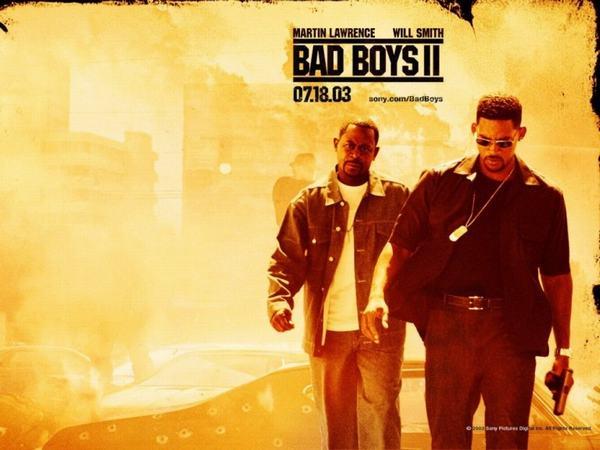 Bad Boys II (2003) phim hành động phòng chống ma túy