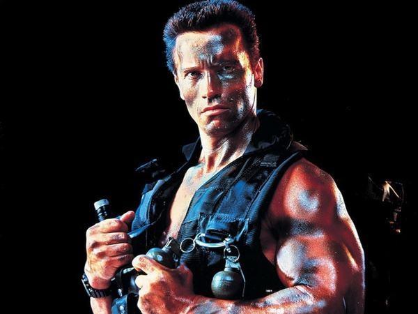 Commando - phim hành động của Arnold Schwarzenegger