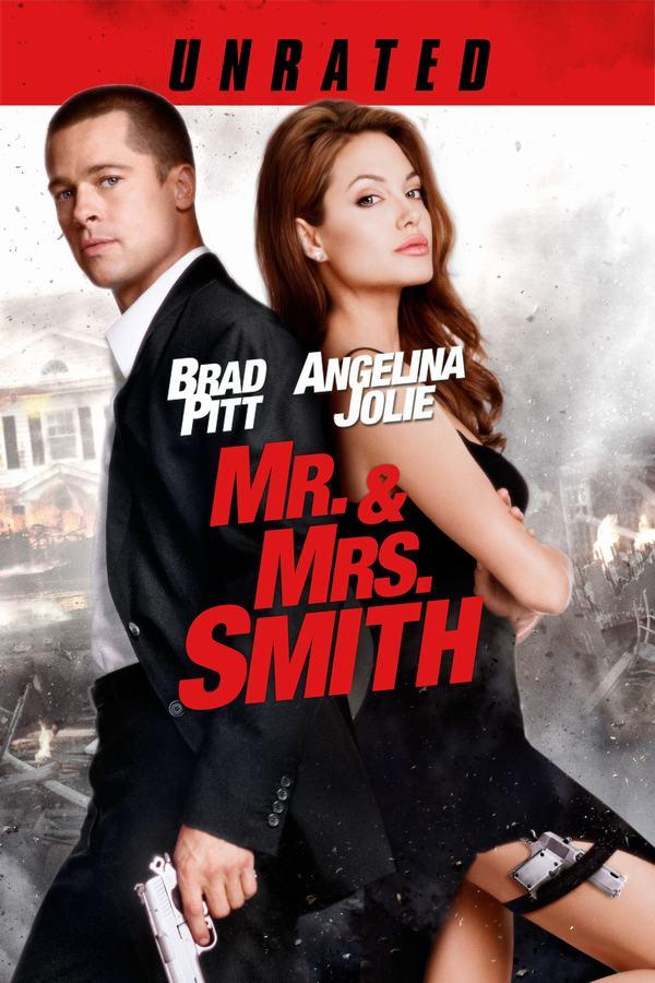 Mr and Mrs smith - kịch tính và lãng mạn, hấp dẫn