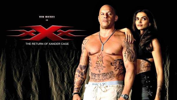 Phim XXX - Return of Xander Cage - nam diễn viên Vin Diesel