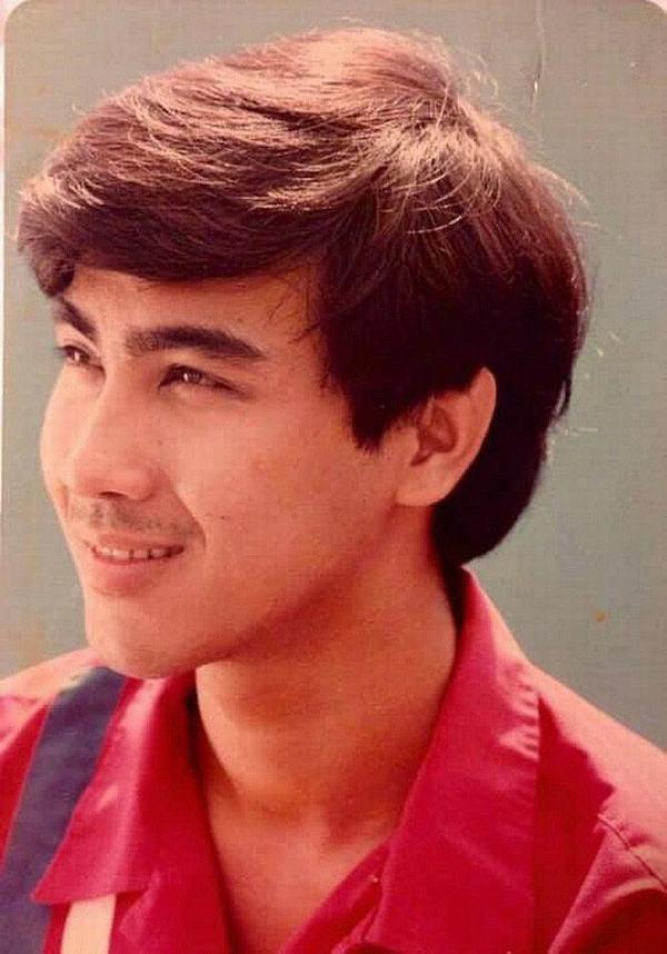 MC Quyền Linh thời trẻ đẹp trai như diễn viên Hong Kong