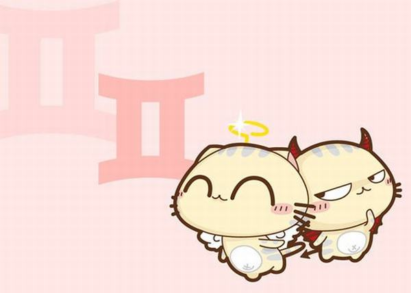Chàng trai và cô gái Song Tử có cùng tính cách, có sở thích tương đồng gần như hoàn toàn