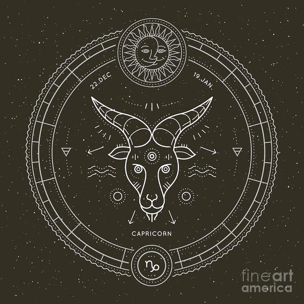 Capricorn là kiểu người tham công tiếc việc, họ luôn đề ra những mục tiêu
