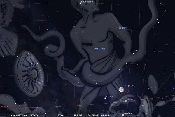 Cung Xà Phu (Ophiuchus) I Tính cách cung hoàng đạo thứ 13, cung Xà Phu có thật không, hợp với cung nào?