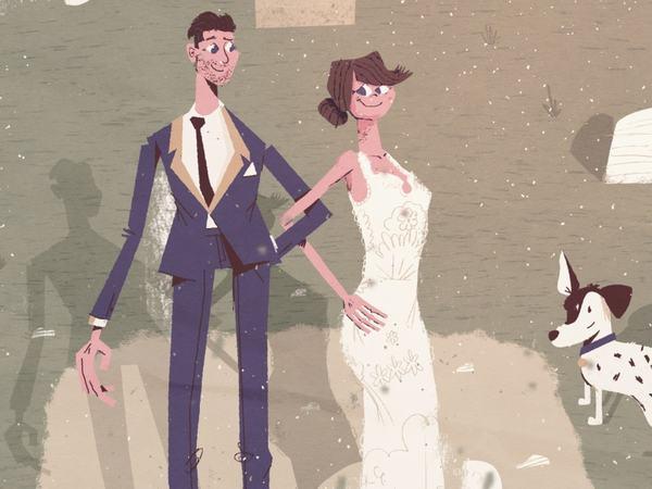 Cặp đôi chồng mệnh Mộc với vợ mệnh Thủy