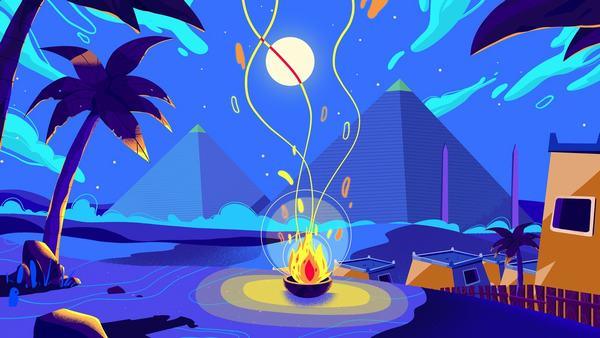 Giải mã giấc mơ thấy lửa cháy to, cháy lớn báo điềm gì?