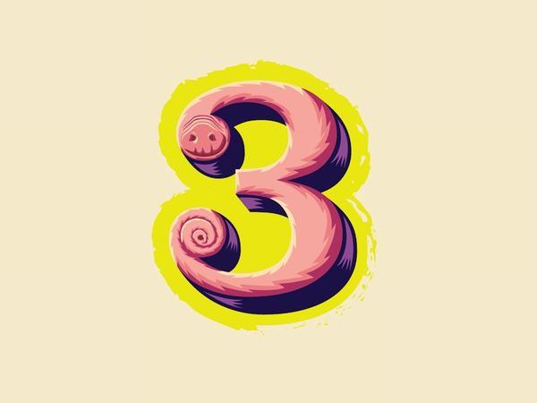 Số 3,4 là số có ngũ hành Mộc, theo ngũ hành sinh khắc thì số ngũ hành Mộc tương trợ với người mệnh Mộc