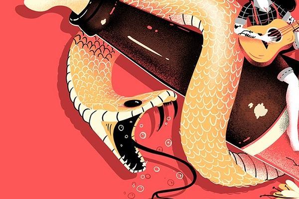 Nằm mơ ăn thịt rắn đánh con gì, ngủ chiêm bao thấy ăn thịt rắn báo hiệu điều gì?