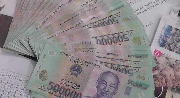 Chiêm bao mơ được cho tiền 500 nghìn