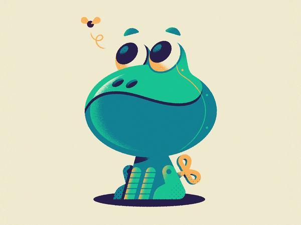 Nằm mơ thấy ếch đang đứng trước cửa nhà