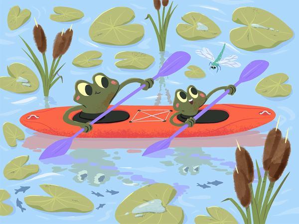 Giải mã giấc mơ thấy rất nhiều ếch là hên hay xui?