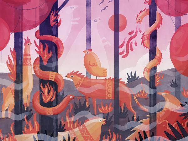 Nằm mơ thấy ăn thịt rắn đánh con gì trúng lớn?