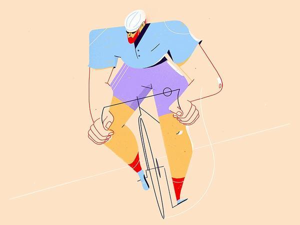 Mơ thấy xe đạp đánh con gì, số mấy, đề bao nhiêu?
