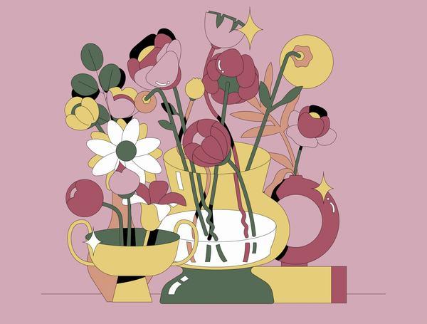 Giải mã ý nghĩa mơ thấy hoa - Mơ thấy hoa là điềm tốt hay xấu?