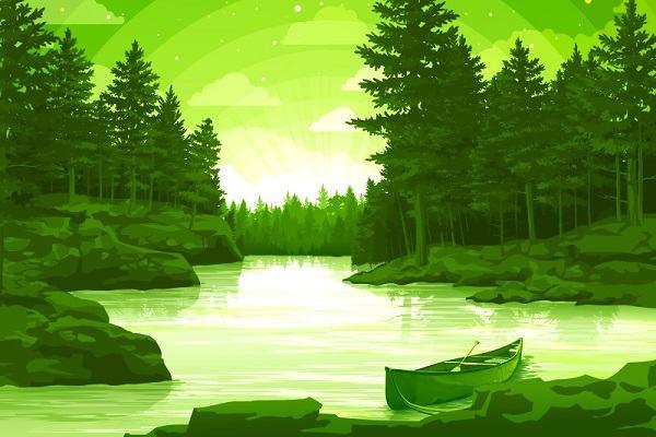 Giải mã nằm mơ thấy sông nước đánh con gì | Chiêm báo thấy nước sông mênh mông báo điềm gì?