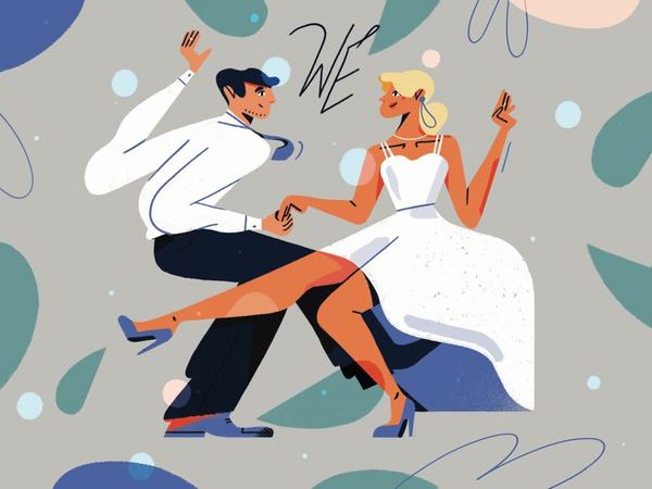 Nằm mơ thấy vợ chồng ly dị