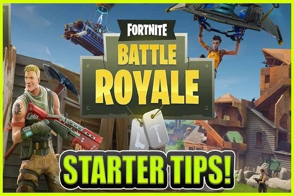 Fortnite Battle Royale & 15 Best Tips For Beginner, Newbie