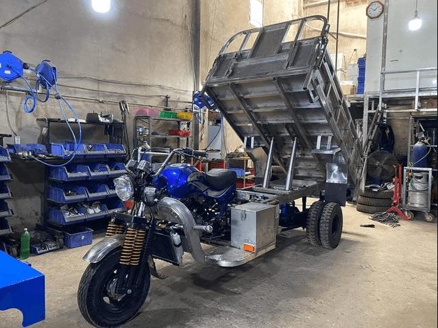 Xe ba gác Trung Quốc chính hãng luôn đảm bảo chất lượng và an toàn
