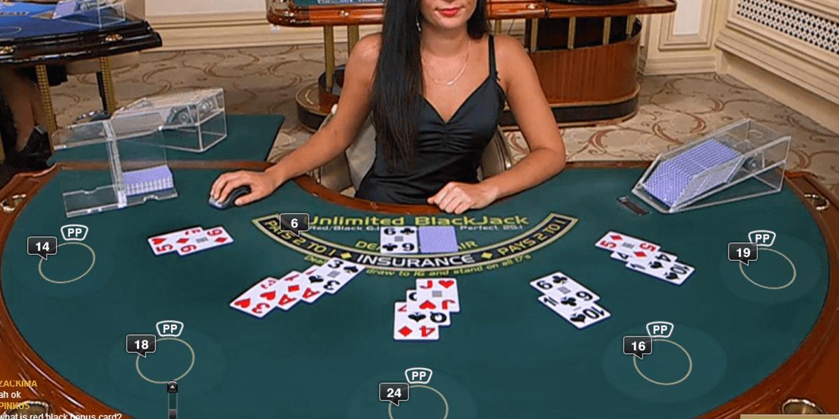 Game bài Blackjack dễ thắng